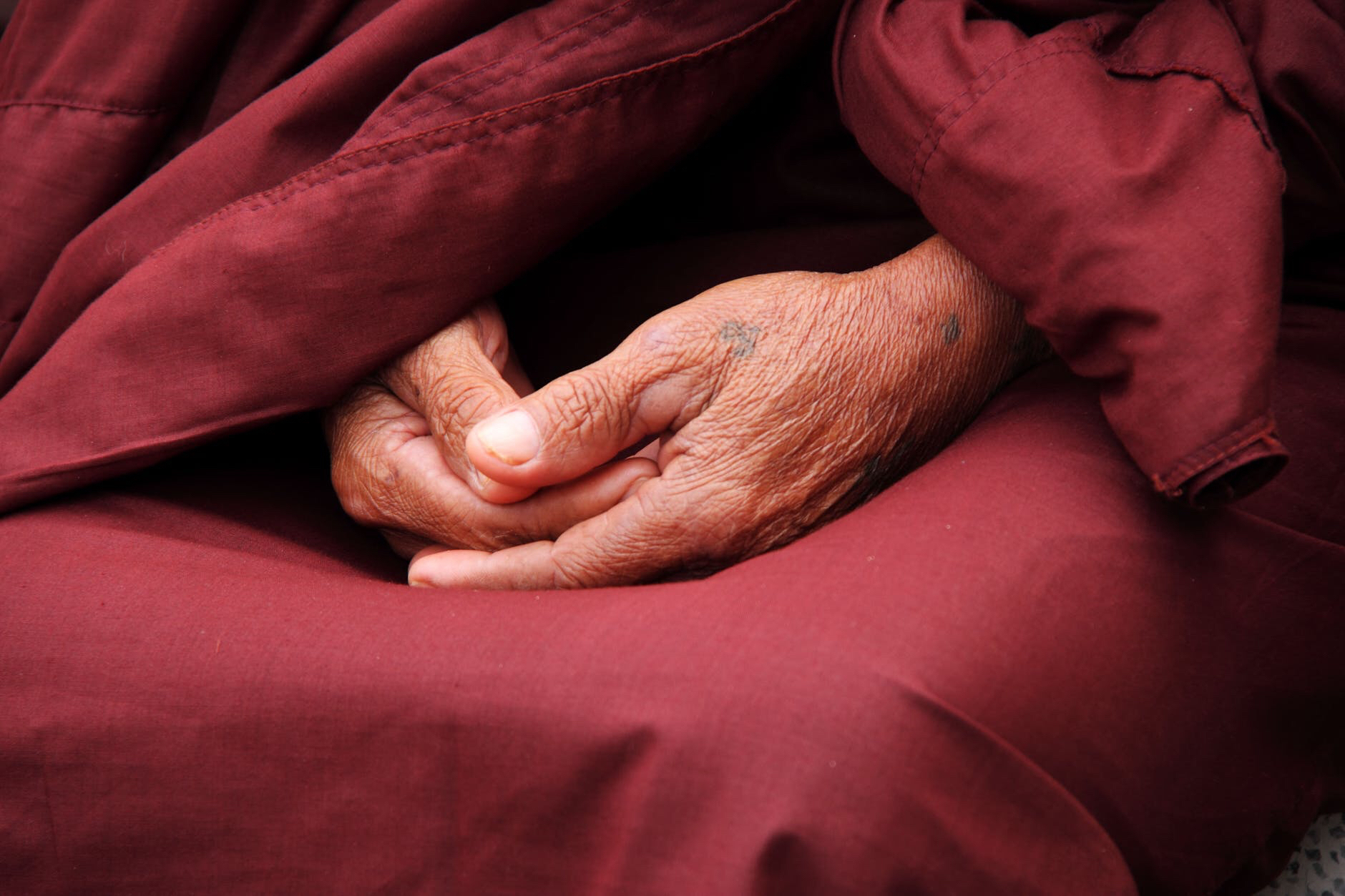 monk-hands-faith-person-45178